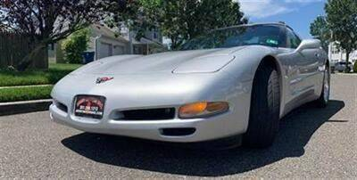 2002 Chevrolet Corvette for sale at Millennium Auto Group in Lodi NJ