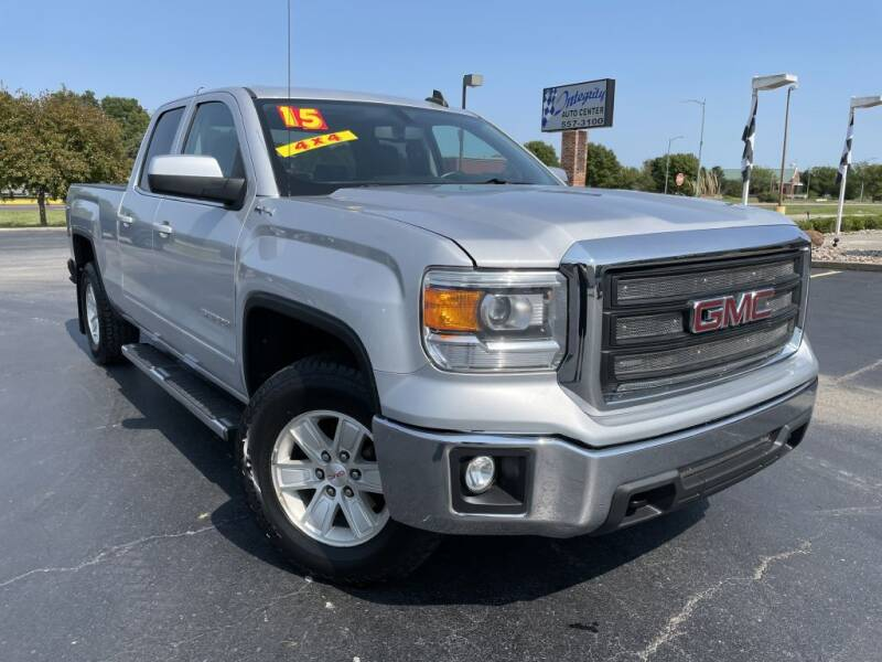 2015 GMC Sierra 1500 for sale at Integrity Auto Center in Paola KS