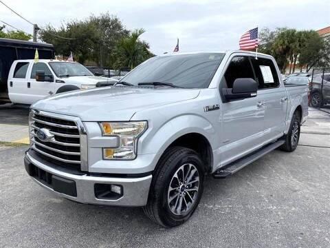 2016 Ford F-150 for sale at EZ Own Car Sales of Miami in Miami FL