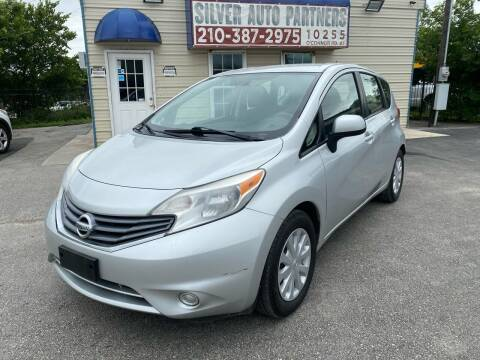 2014 Nissan Versa Note for sale at Silver Auto Partners in San Antonio TX