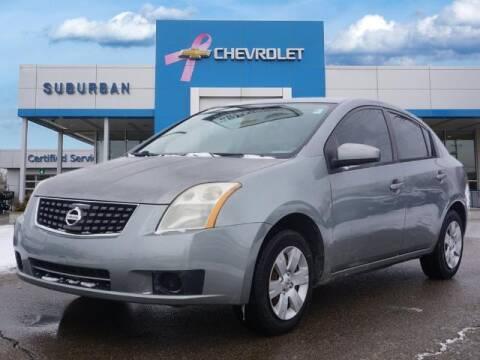 2007 Nissan Sentra for sale at Suburban Chevrolet of Ann Arbor in Ann Arbor MI