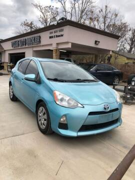 2013 Toyota Prius c for sale at Texas Auto Broker in Killeen TX