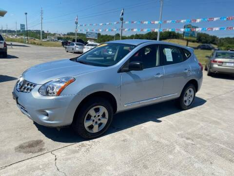 2013 Nissan Rogue for sale at Autoway Auto Center in Sevierville TN