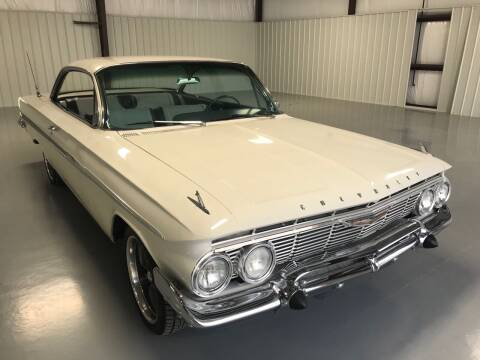1961 Chevrolet Impala for sale at Clair Classics in Westford MA