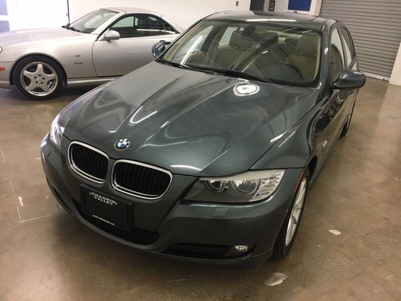2010 BMW 3 Series for sale at CHAGRIN VALLEY AUTO BROKERS INC in Cleveland OH