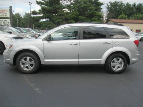 2009 Dodge Journey for sale at Home Street Auto Sales in Mishawaka IN