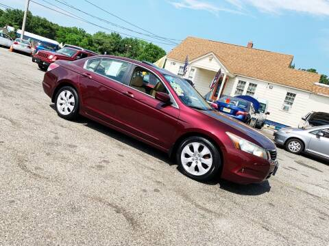 2008 Honda Accord for sale at New Wave Auto of Vineland in Vineland NJ