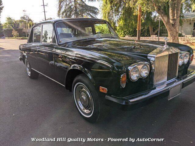 1977 Rolls-Royce Silver Shadow for sale in Reseda, CA