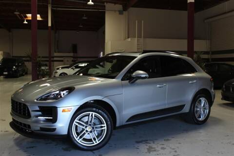 2019 Porsche Macan for sale at SELECT MOTORS in San Mateo CA