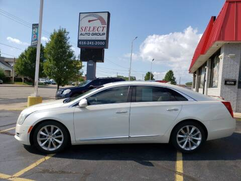 2014 Cadillac XTS for sale at Select Auto Group in Wyoming MI
