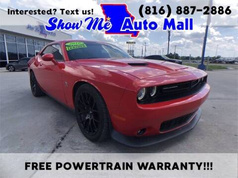 2016 Dodge Challenger for sale at Show Me Auto Mall in Harrisonville MO