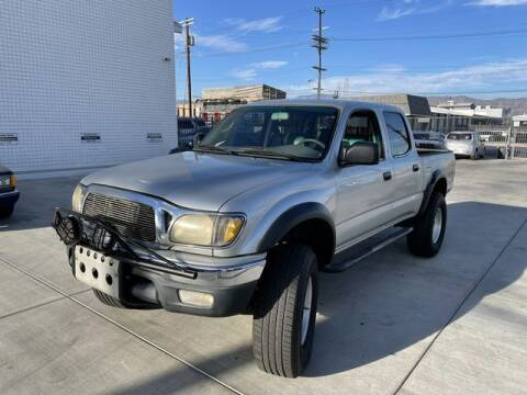 2002 Toyota Tacoma for sale at Hunter's Auto Inc in North Hollywood CA