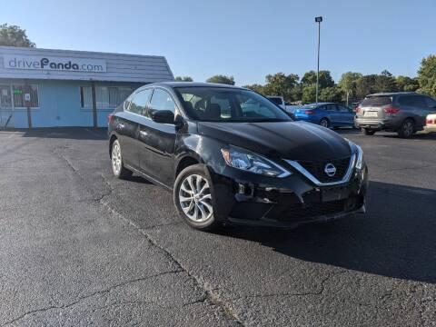 2018 Nissan Sentra for sale at DrivePanda.com in Dekalb IL
