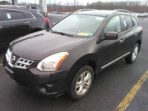 2012 Nissan Rogue for sale at Cj king of car loans/JJ's Best Auto Sales in Troy MI