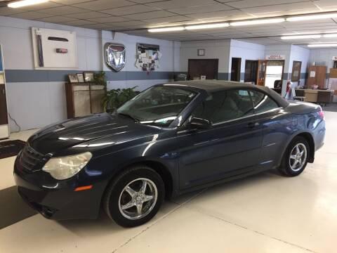 2008 Chrysler Sebring for sale at Saylor Motor Company in Somerset PA