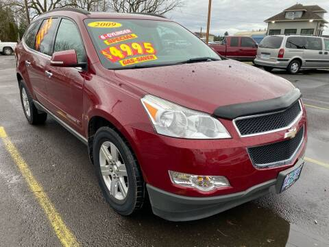 2009 Chevrolet Traverse for sale at Low Price Auto and Truck Sales, LLC in Brooks OR