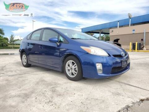 2011 Toyota Prius for sale at GATOR'S IMPORT SUPERSTORE in Melbourne FL