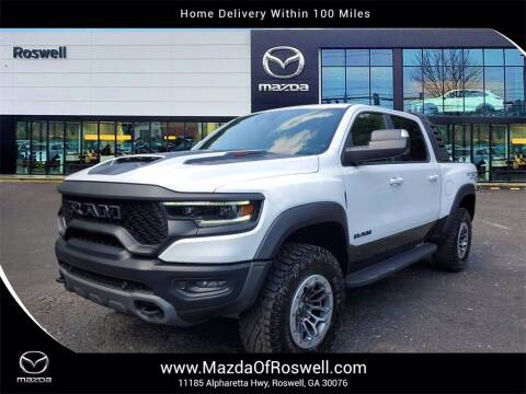 2021 RAM Ram Pickup 1500 for sale at Mazda Of Roswell in Roswell GA