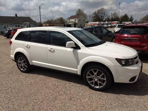 2017 Dodge Journey for sale at Economy Motors in Muncie IN