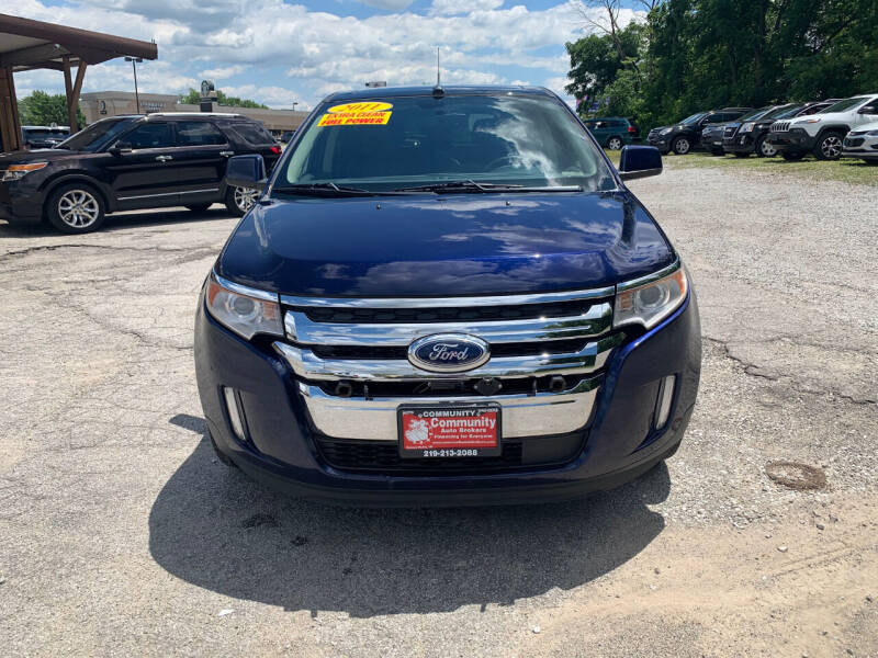 2011 Ford Edge for sale at Community Auto Brokers in Crown Point IN