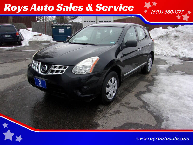 2012 Nissan Rogue for sale at Roys Auto Sales & Service in Hudson NH
