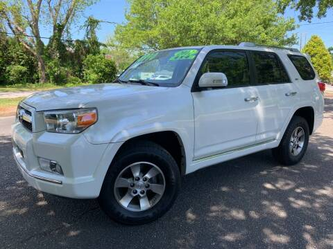 2012 Toyota 4Runner for sale at Seaport Auto Sales in Wilmington NC