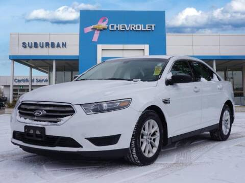 2014 Ford Taurus for sale at Suburban Chevrolet of Ann Arbor in Ann Arbor MI