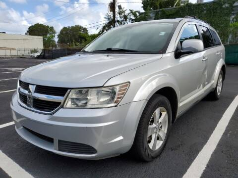 2009 Dodge Journey for sale at Eden Cars Inc in Hollywood FL
