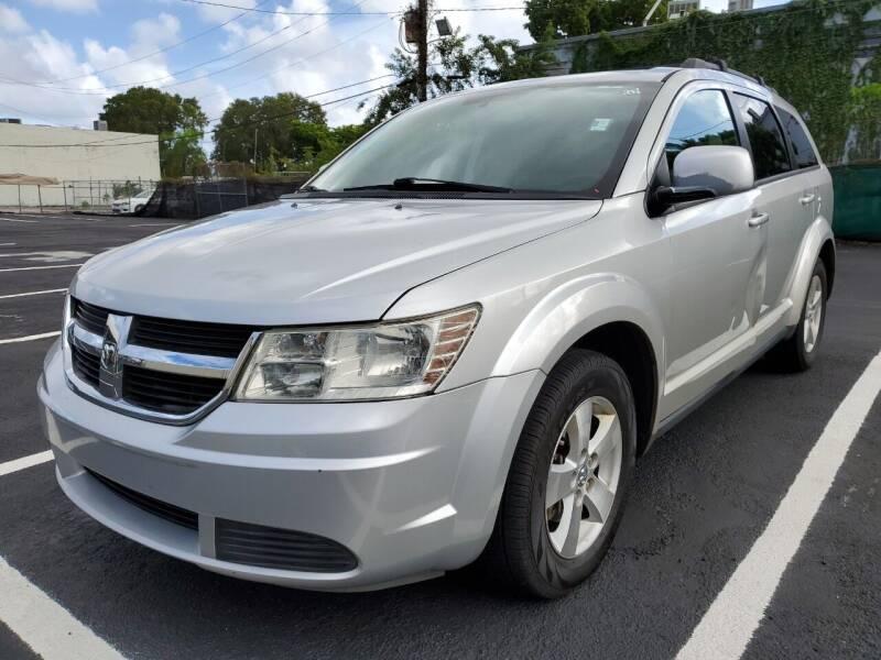 2009 Dodge Journey for sale at Eden Cars Inc in Hollywood FL