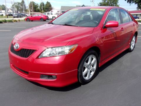 2007 Toyota Camry for sale at Ideal Auto Sales, Inc. in Waukesha WI