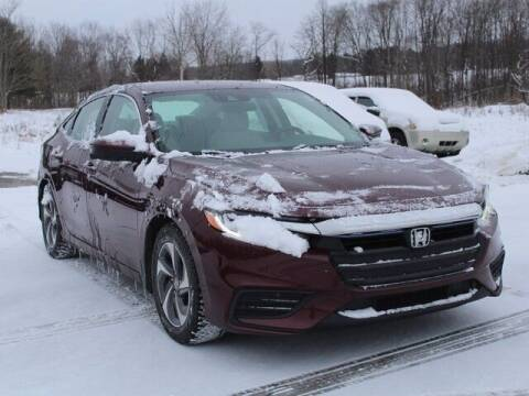 2019 Honda Insight for sale at Street Track n Trail - Vehicles in Conneaut Lake PA