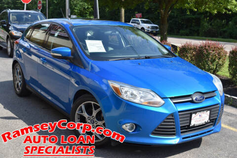 2014 Ford Focus for sale at Ramsey Corp. in West Milford NJ