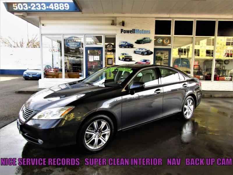 2007 Lexus ES 350 for sale at Powell Motors Inc in Portland OR