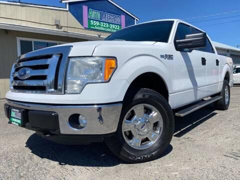 2012 Ford F-150 for sale at Auto Mercado in Clovis CA