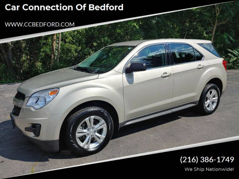 2014 Chevrolet Equinox for sale at Car Connection of Bedford in Bedford OH