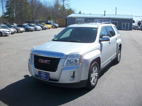 2014 GMC Terrain for sale at Auto Images Auto Sales LLC in Rochester NH
