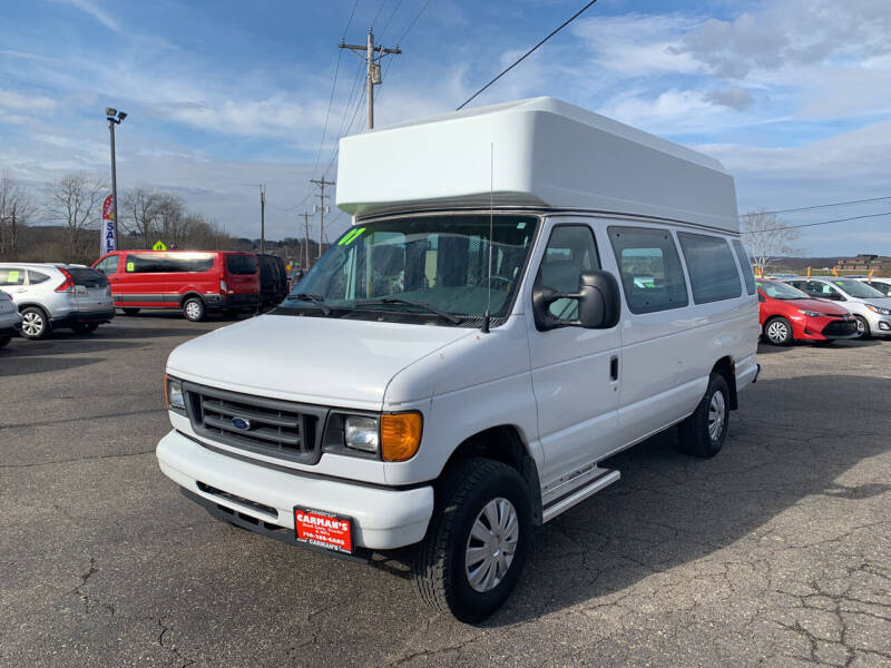 2007 Ford E-Series Cargo for sale at Carmans Used Cars & Trucks in Jackson OH