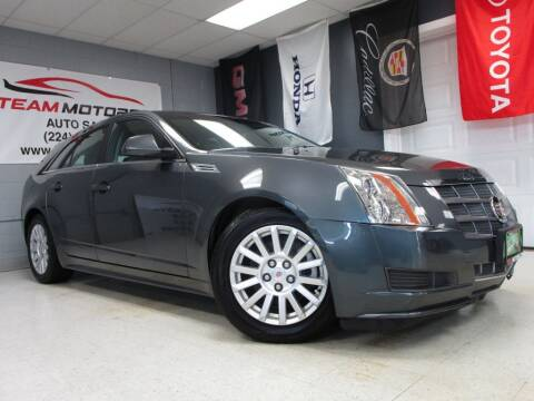 2010 Cadillac CTS for sale at TEAM MOTORS LLC in East Dundee IL