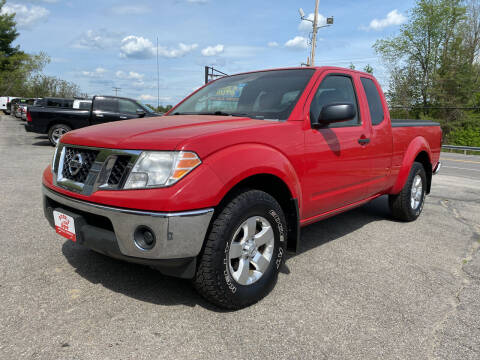 2009 Nissan Frontier for sale at Dubes Auto Sales in Lewiston ME