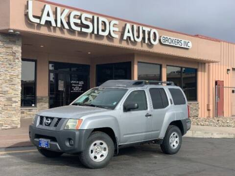 2006 Nissan Xterra for sale at Lakeside Auto Brokers Inc. in Colorado Springs CO
