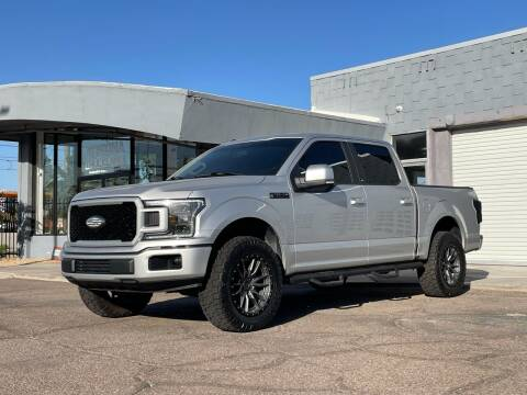 2019 Ford F-150 for sale at ARIZONA TRUCKLAND in Mesa AZ