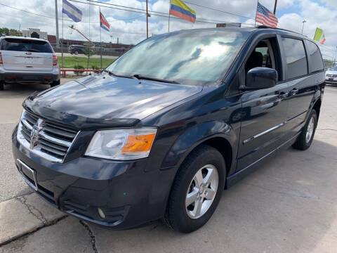 2008 Dodge Grand Caravan for sale at JAVY AUTO SALES in Houston TX