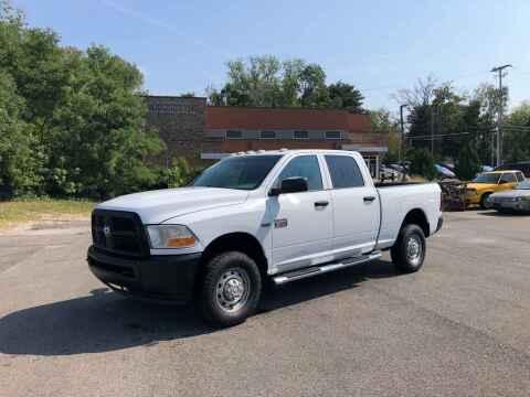 2012 RAM Ram Pickup 2500 for sale at DILLON LAKE MOTORS LLC in Zanesville OH