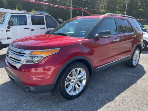 2014 Ford Explorer for sale at Turner's Inc - Main Avenue Lot in Weston WV