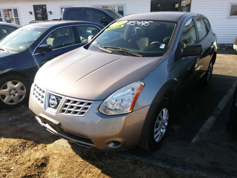 2009 Nissan Rogue for sale at Plaistow Auto Group in Plaistow NH
