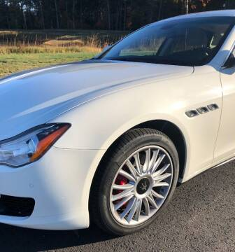 2014 Maserati Quattroporte for sale at Postorino Enterprise LLC in Dayton NJ