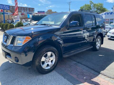 2006 Nissan Pathfinder for sale at White River Auto Sales in New Rochelle NY