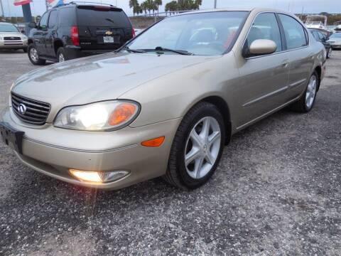 2002 Infiniti I35 for sale at DMC Motors of Florida in Orlando FL