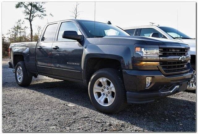 2016 Chevrolet Silverado 1500 for sale at WHITE MOTORS INC in Roanoke Rapids NC