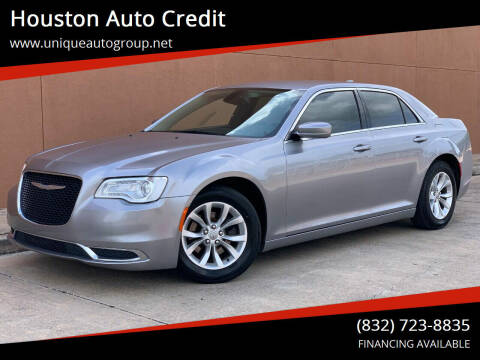 2015 Chrysler 300 for sale at Houston Auto Credit in Houston TX